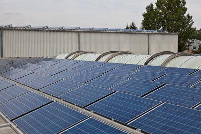 2.000 qm Photovoltaik in Pfarrkirchen